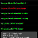 WebKit Watcher screenshot