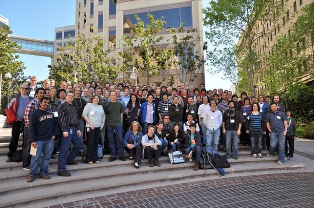 WebKit Contributors Meeting '11 - group photo