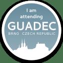 I'm attending GUADEC