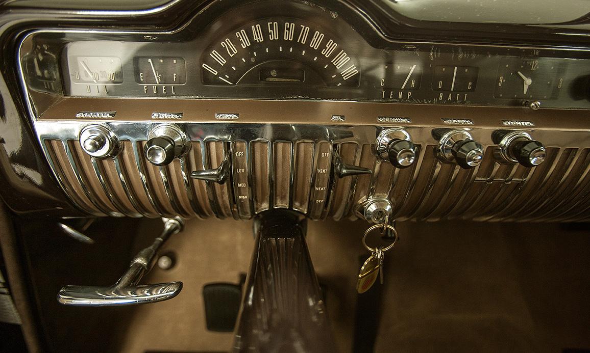 1950 Mercury Classic Car Collection Mario