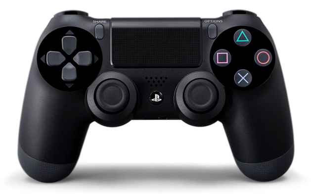 Controle do Playstation 4