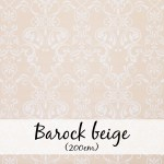Barock beige (200cm)