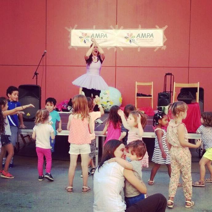 shows para fiestas infantiles