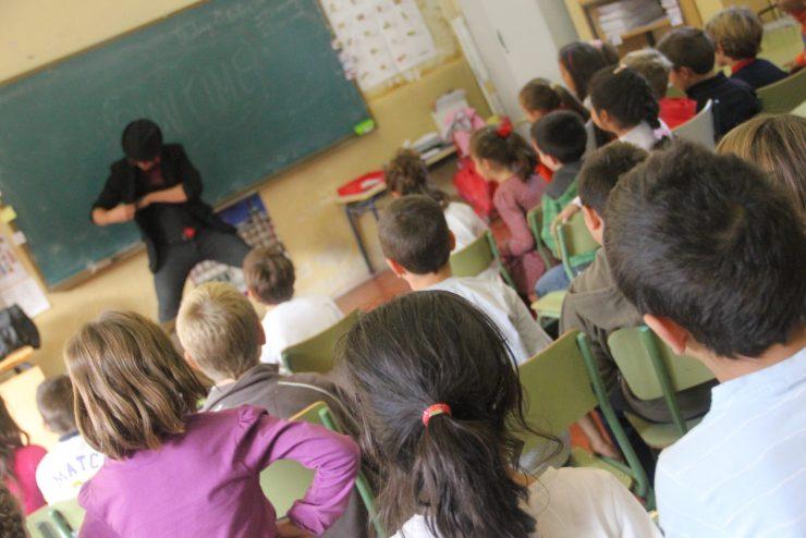 teatro en inglés para colegios