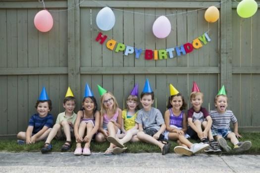 celebrar cumpleaños infantiles con menos de diez invitados