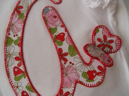 detalles en piqué y crochet