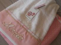 toalla infantil personalizada