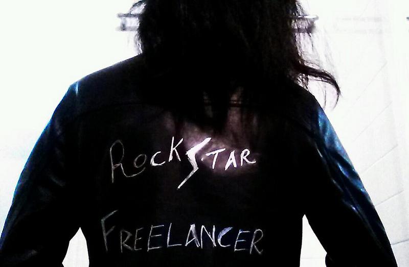 Baby, I'm A Rockstar! (Photo credit: Marisa Wikramanayake)