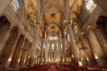 Basílica de Santa María del Mar, España, 1329-1383