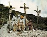 Crucifixión. Complejo religioso de El Tisure