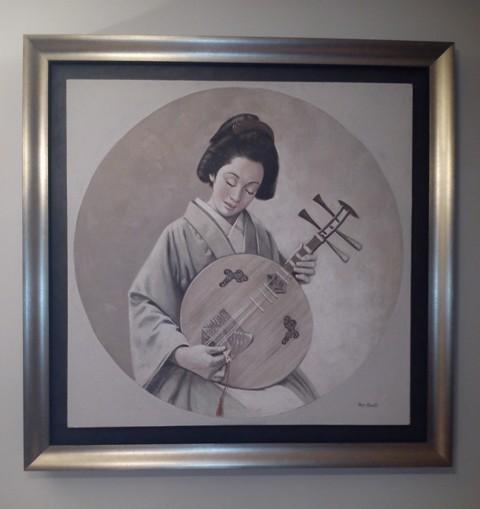 Maiko, aprendiz de Geisha