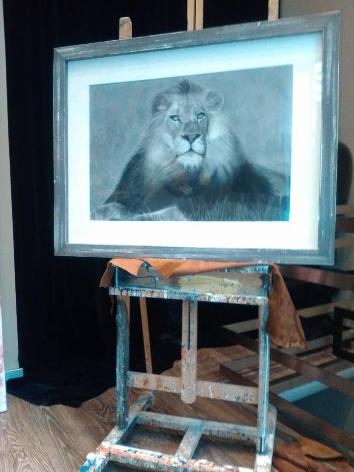 Dibujo a lapiz #arte #cuadros #Zaragoza #MarisaCervantes