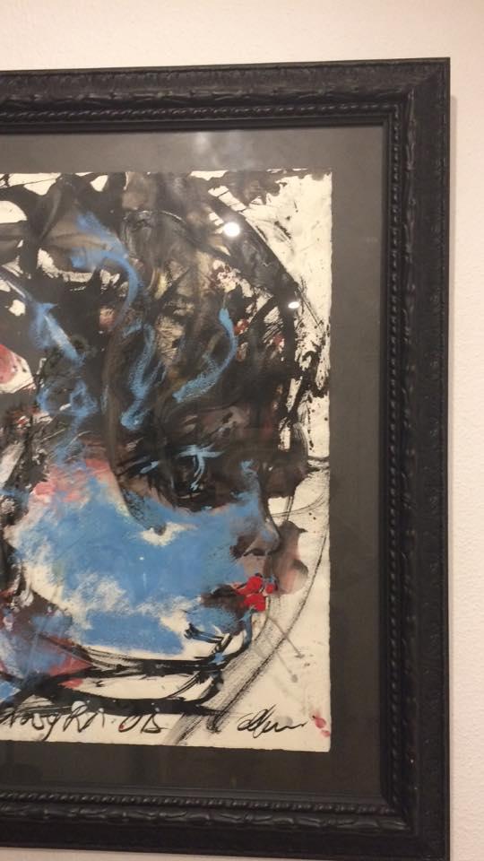 Un óleo maravilloso. Autor David Callau Gené @CallauArt  #cuadros #arte #decoracion #enmarcaciones #zaragoza #MarisaCervantes