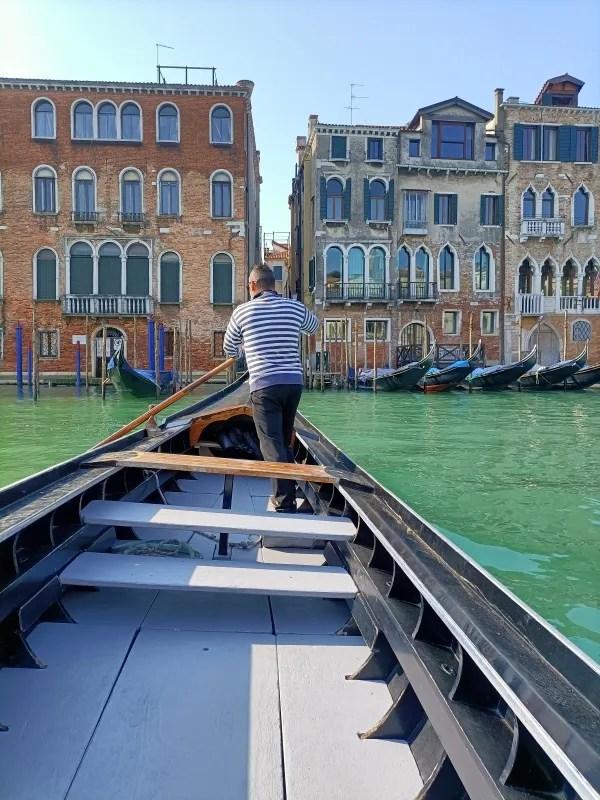 gondola ferry ph Marisa Convento dorsoduro