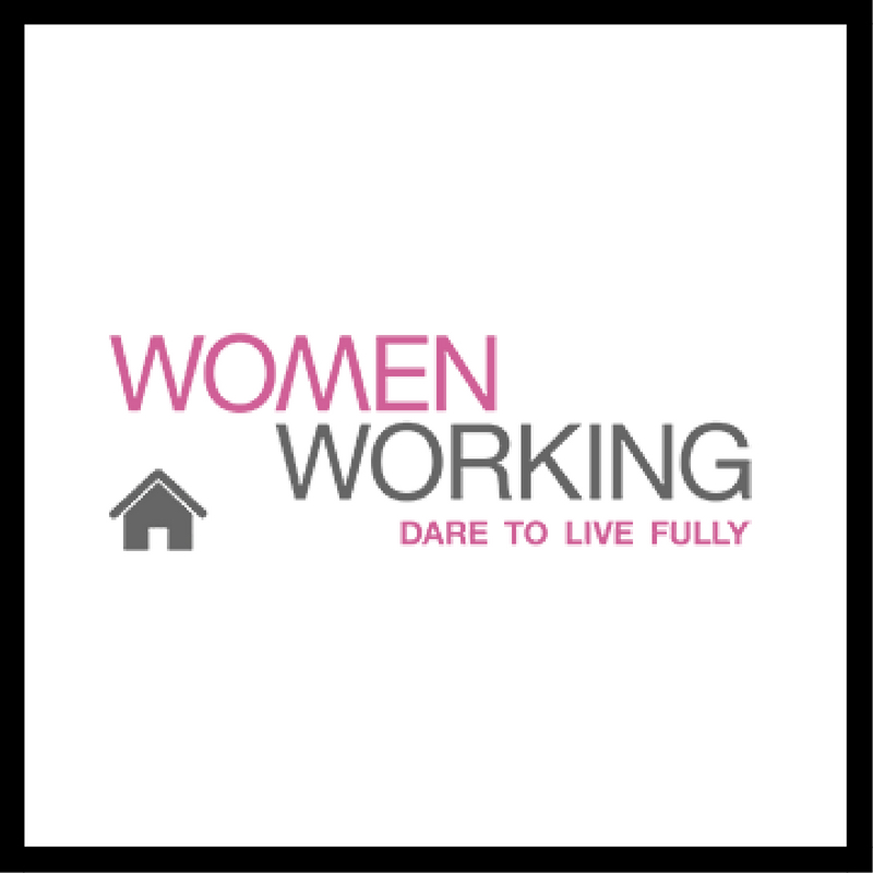 women working magazine logo