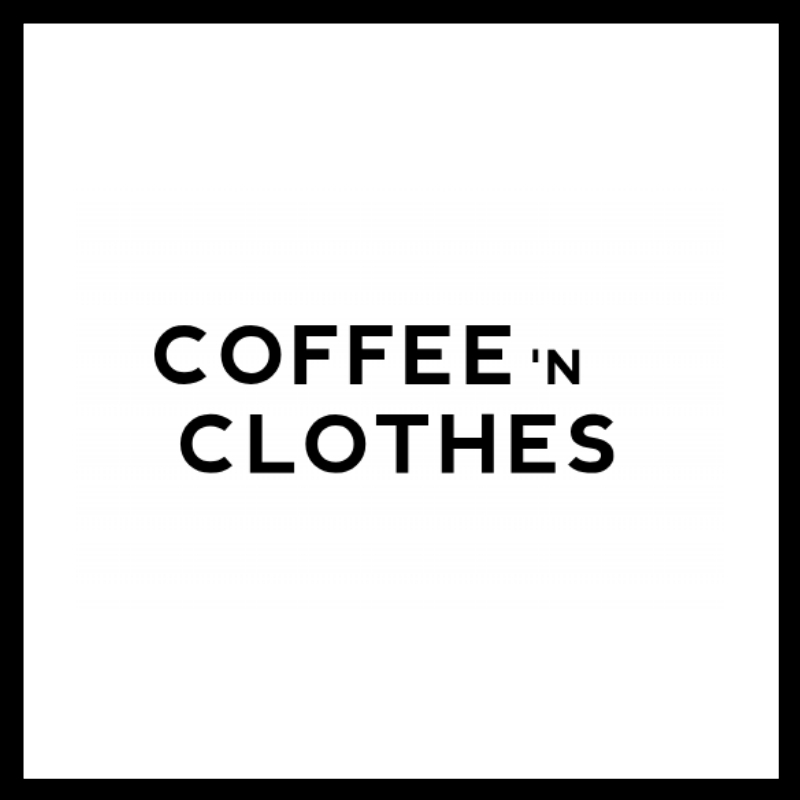 coffee n clothes icon