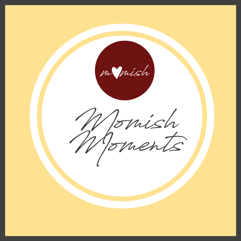 momish moments icon