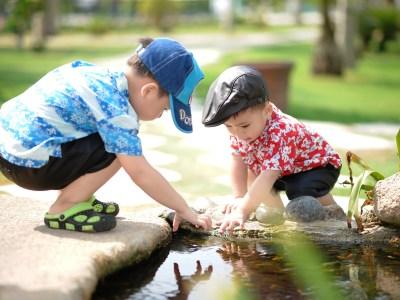 Los niños y sus juegos: un breve apunte