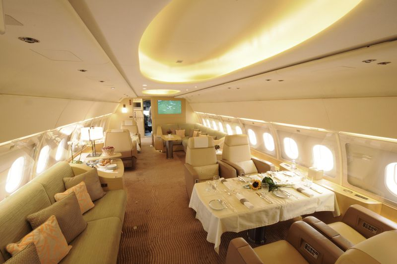 Airbus Goes Large On ACJ319 Private Jets  Flight Chic