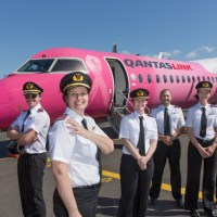 Qantas Group Pilots FlyPink for Breast Cancer Awareness