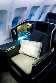 SAS. Scandinavian Airlines. SAS New Cabin.