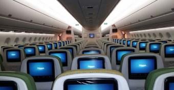 Ethiopian Airlines A350 Economy