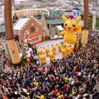 Pikachu Takes Off as Pokémon Take Over Changi Airport