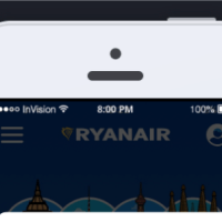 Ryanair Sees Record Downloads and Use of Mobile App