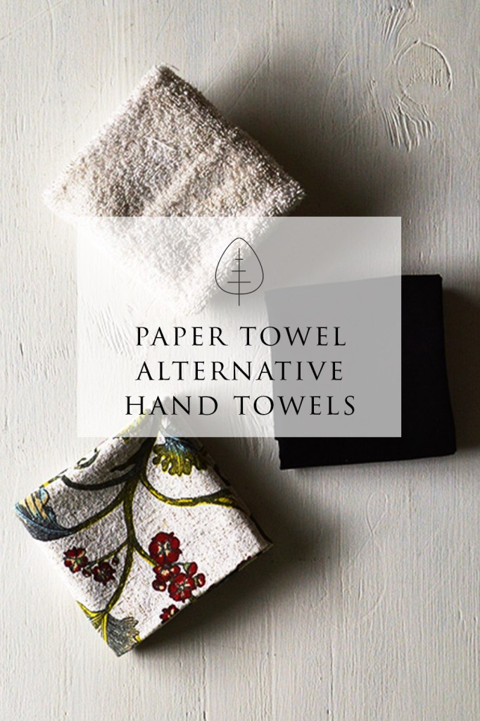 paper towel alternative for cleaning