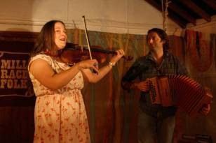 Bryony Griffith & Will Hampson 10/10/2015
