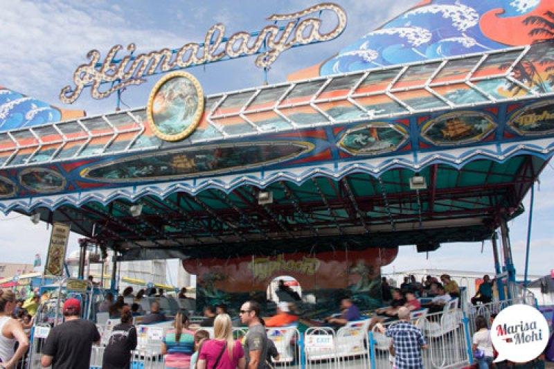 himalaya ride at the state fair of oklahoma