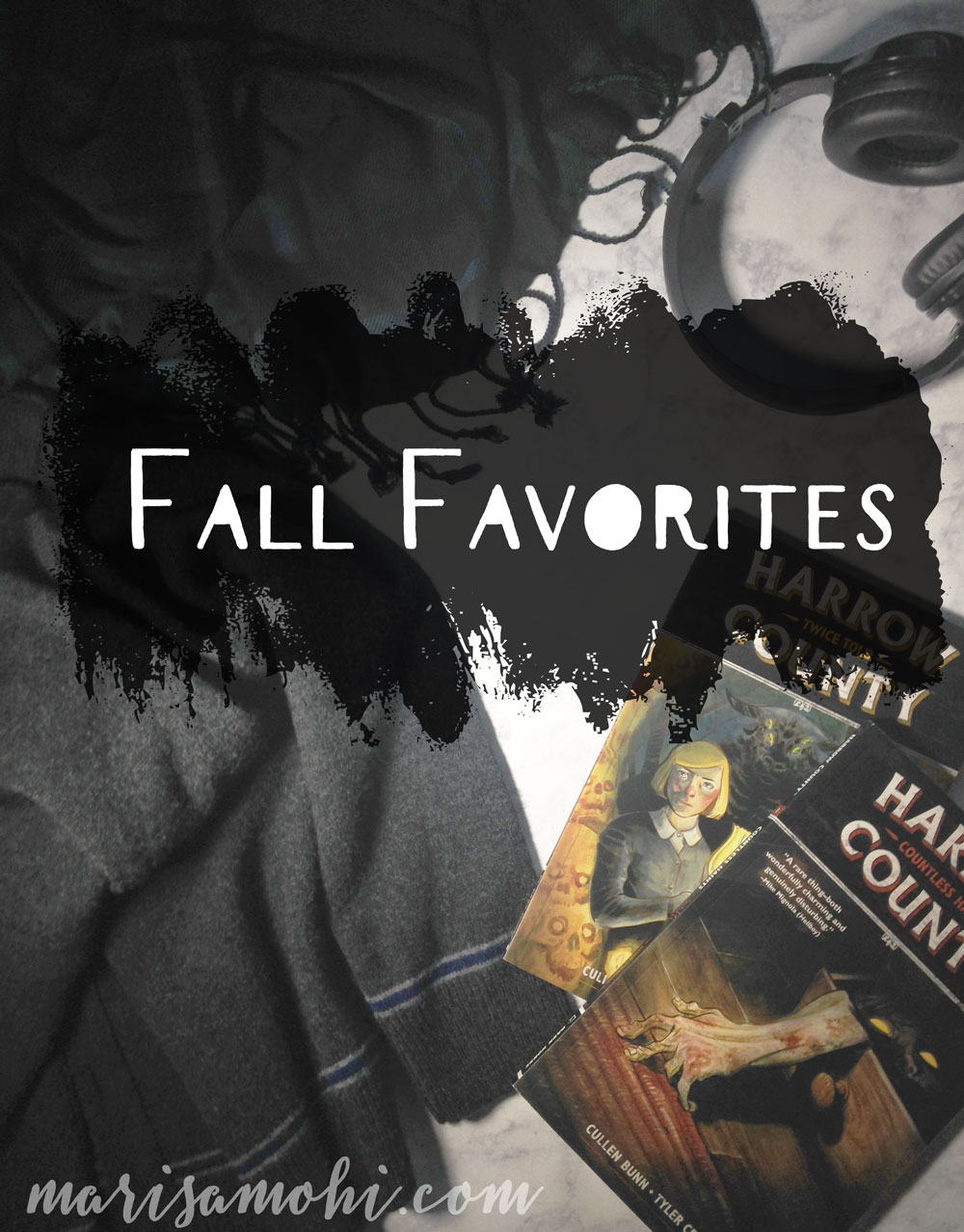 A list of my fall favorites
