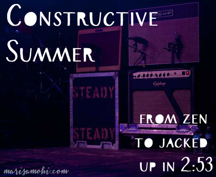 Constructive Summer by The Hold Steady