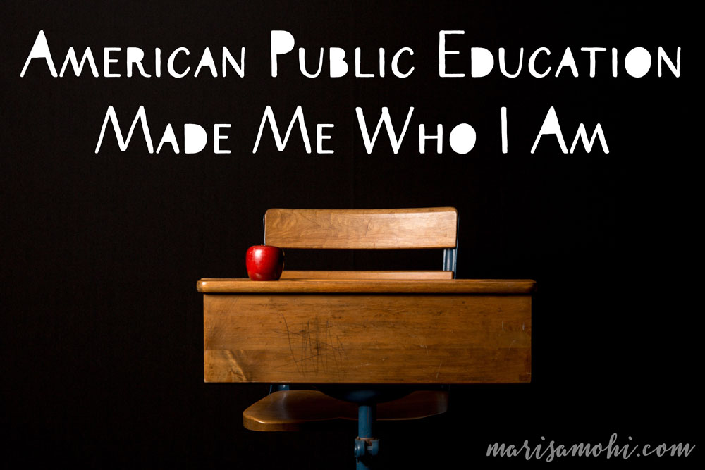 American Public Education Made Me Who I Am