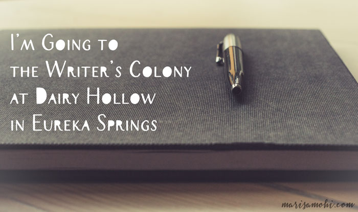 The Writer's Colony at Dairy Hollow in Eureka Springs