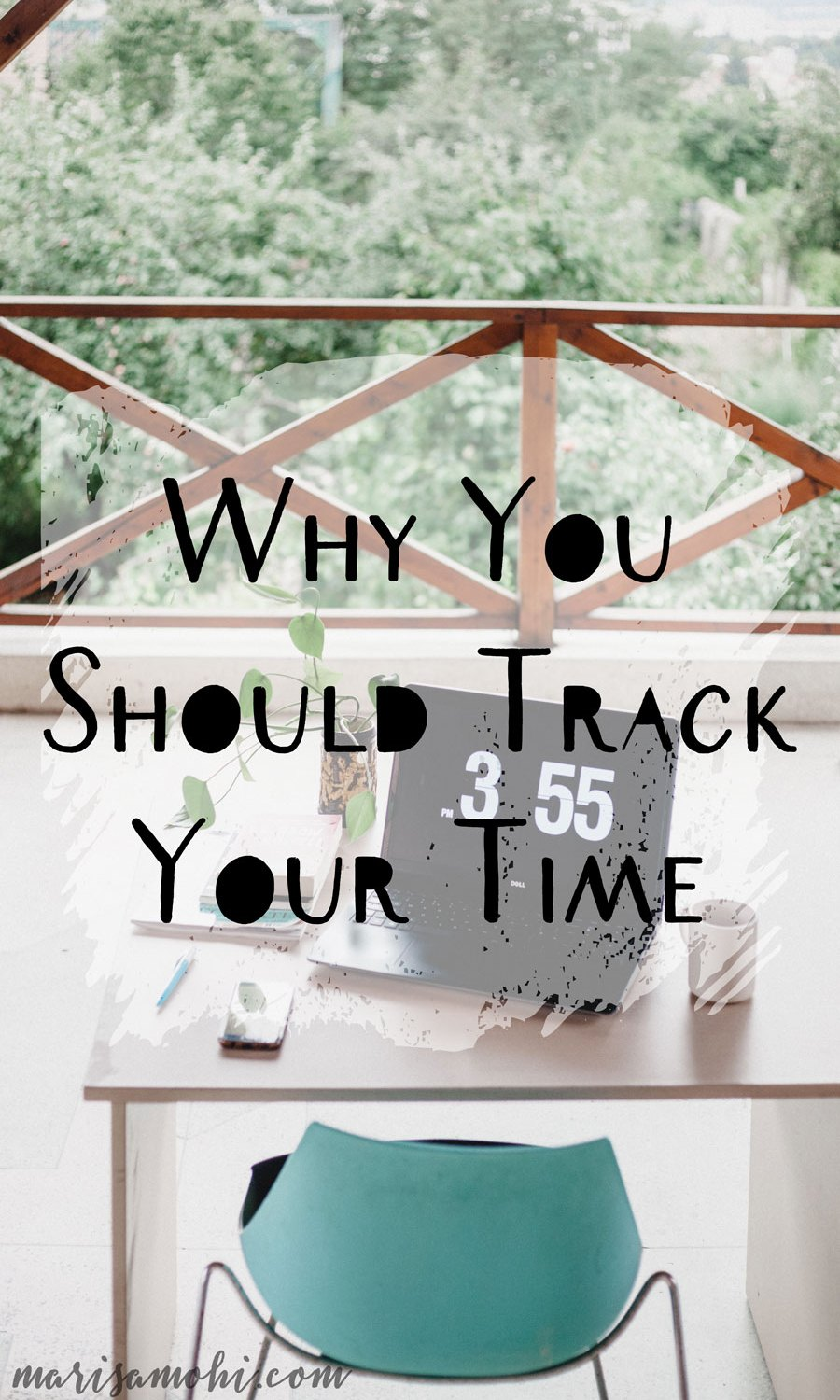 Why You Should Track Your Time