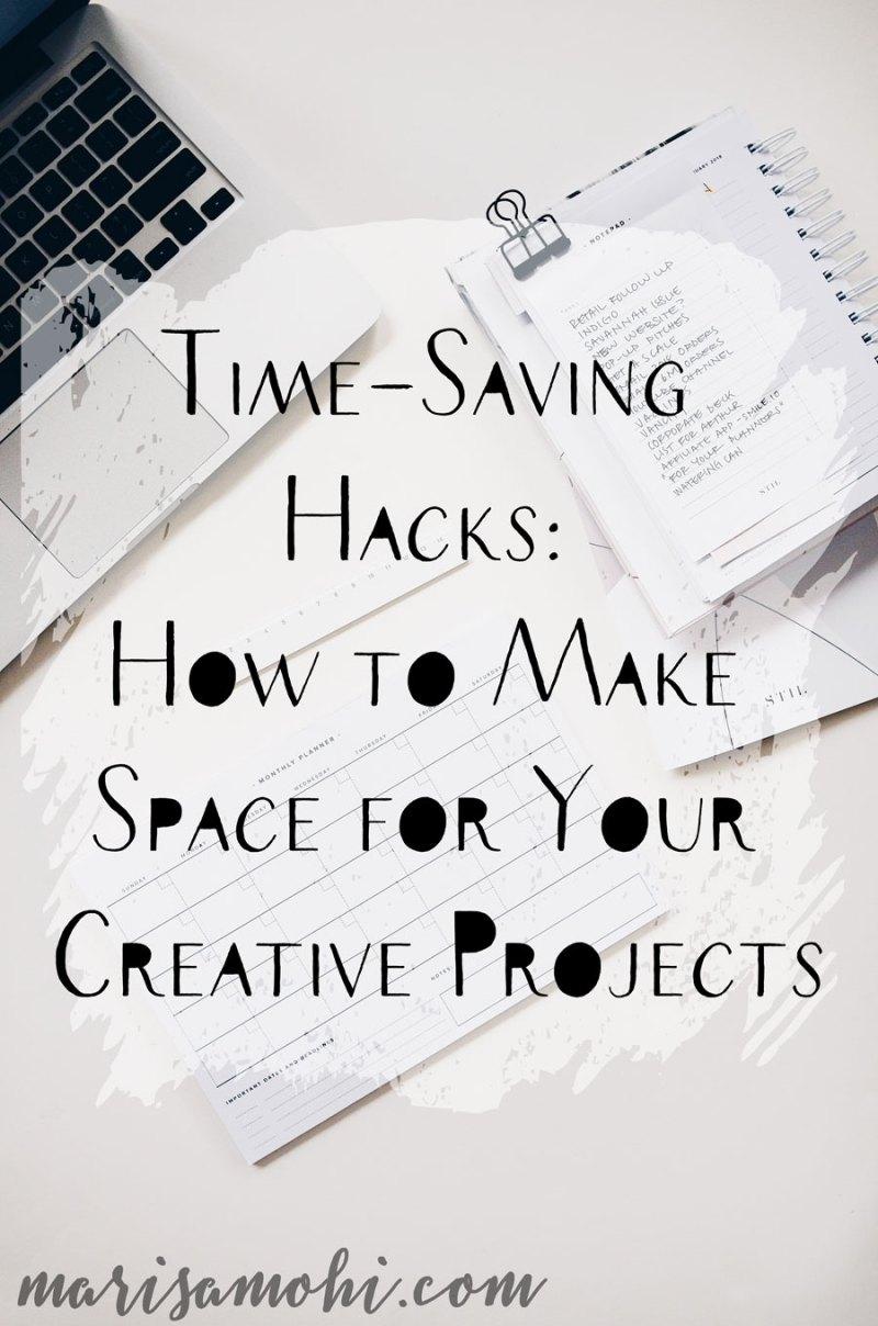 Time-Saving Hacks
