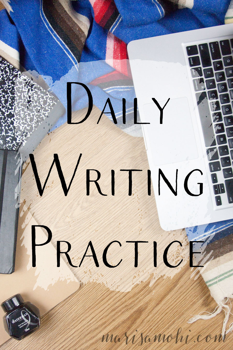 Daily Writing Practice | If you're looking to build a daily writing practice, here are five ways you can write daily.