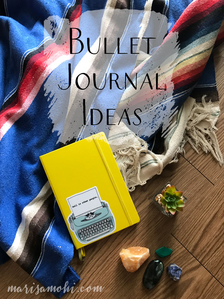 Bullet Journal Ideas   These bullet journal ideas are how I plan to reclaim a sense of calm and work smarter, not harder.