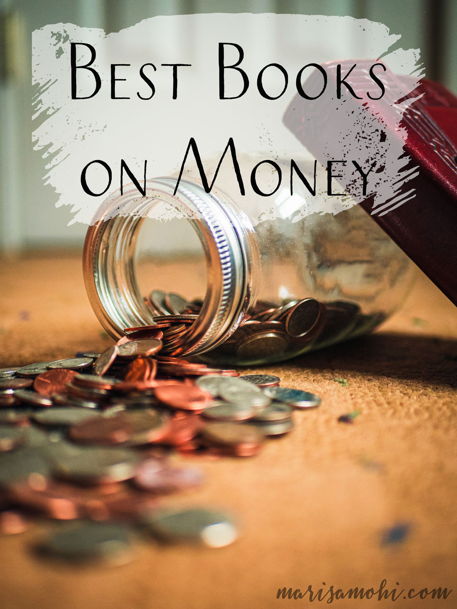 Best Books on Money | Looking for sound financial advice as a creative entrepreneur? Check out these best books on money to get your money game right.