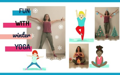Fun With Yoga: Winter Holiday Edition