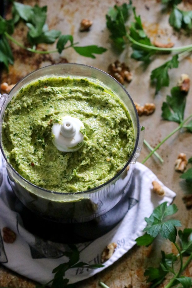 Easy Homemade Artichoke Pesto