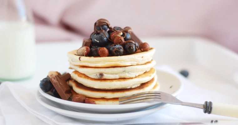 Simply the Best: Chocolate Chip Pancakes