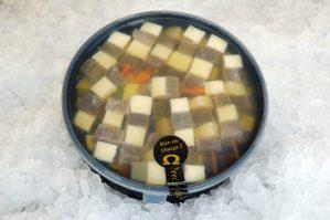 banderilla atun queso