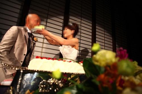 結婚式 脇