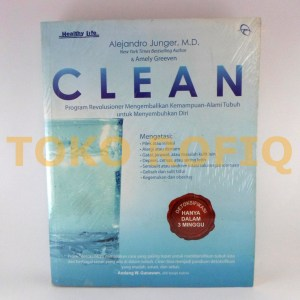 """Clean """"Program Detoksifikasi Dalam 3 Minggu"""""""