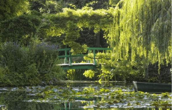 El puente japones