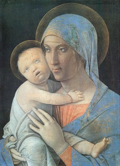 Autor: Andrea Mantegna