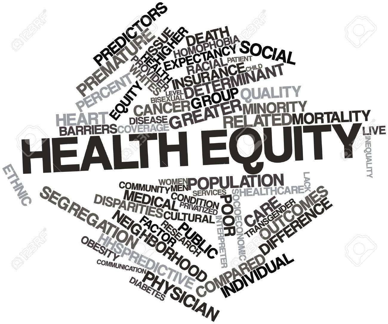 What Does Health Equity Mean