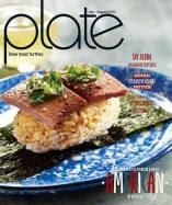 plate magazine july-aug cover